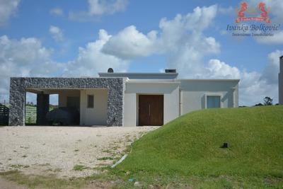 Venta Casa Costa Esmeralda Frente Golf Gas Ok 4 Dormitorios