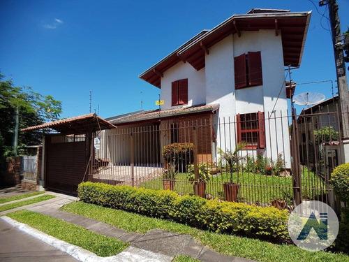 Imagem 1 de 18 de Casa Residencial À Venda, Jardim Mauá, Novo Hamburgo - Ca2637. - Ca2637