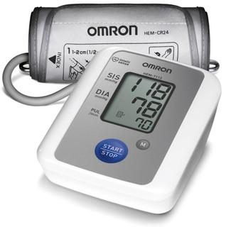Medidor De Pressão Arterial Automático Braço Hem 7113 Omron