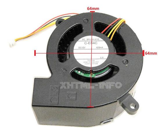 Cooler Do Bloco Otico Projetor Epson X14+ H434a S12+ H430a