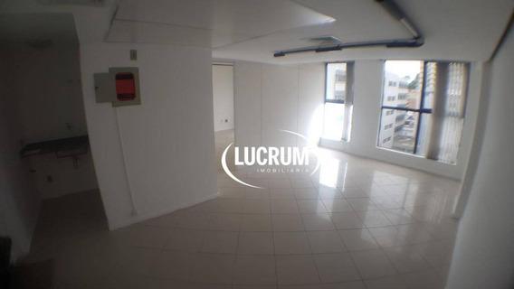 Sala Para Alugar, 43 M² - Jardim Botânico - Rio De Janeiro/rj - Sa0155