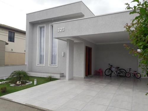 Casa Em Condomínio Para Venda Em Taubaté, Res. Santa Izabel, Tecoara, Cond. Residencial, 3 Dormitórios, 1 Suíte, 1 Banheiro, 2 Vagas - Ca0138_1-1764950