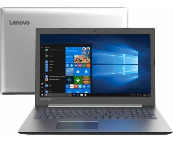 Notebook Ideapad 330 7ª Intel Core I3 4gb 1tb W10 Hd