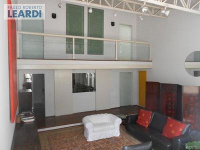 Casa Assobradada Real Parque - São Paulo - Ref: 443450