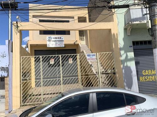 Imagem 1 de 8 de Galpão Comercial Para Venda Com 300 M² | Imirim / São Paulo Sp - Gl483445v