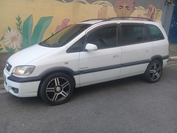 Chevrolet Zafira 2.0 Elegance Flex Power 5p 2005