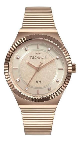 Relógio Technos Trend Feminino Analógico 2035mrv/4t