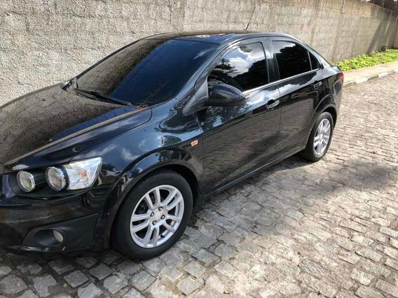 Chevrolet Sonic 2013 1.6 16v Ltz Aut. 4p