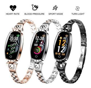 Fitness Smart Watch Para Mujeres Seguimiento De Ritmo Cardía