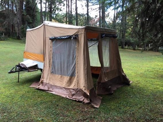 Carreta Camping Star P/ 2 Pess.