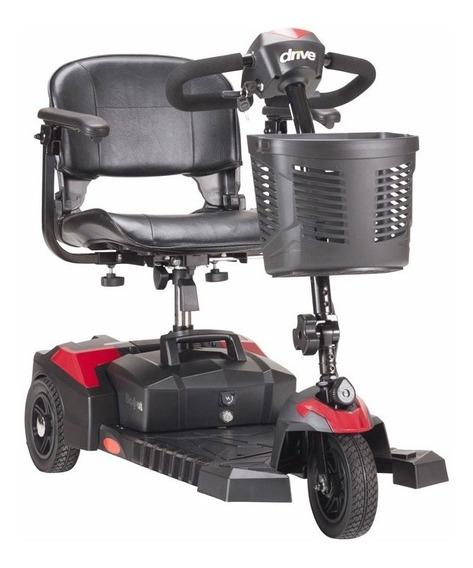 Silla De Ruedas Eléctrica Scooter Desarmable Scout 3 Drive M