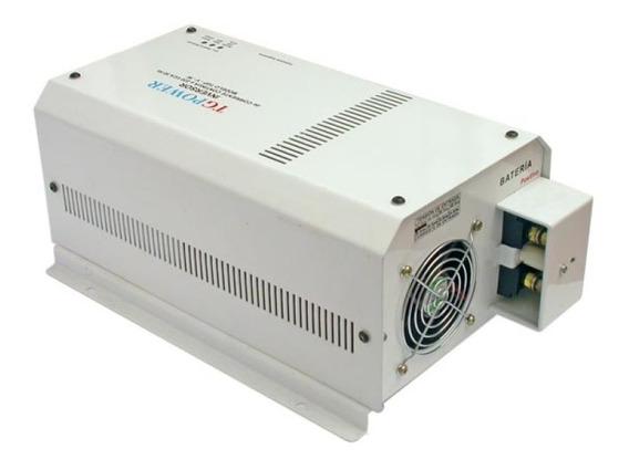 Inversor De Tension Tgp 12vdc A 220vac 300w Onda Modificada