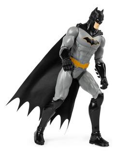 Muñeco Batman Rebirth O Robin Articulado 28 Cm Original Dc