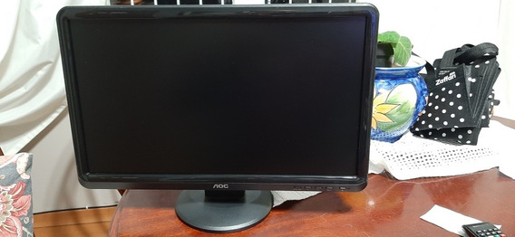 Monitor Aoc ,19 Polegadas