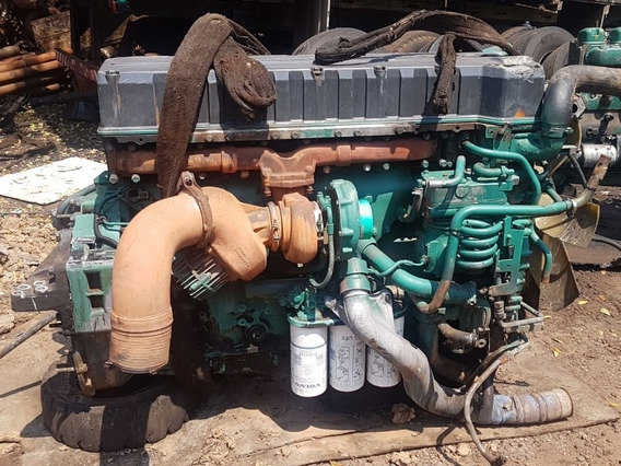 Motor Volvo D12 D Fh / Nh 380 Completo