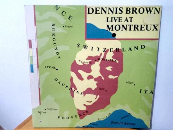 Lp Dennis Brown - Live At Montreux
