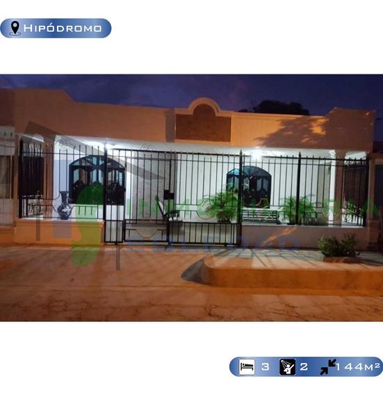 Hipódromo - Casa En Venta