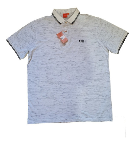 Polo Hugo Boss Modelo 2019 100% Algodon
