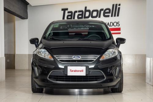 Ford Fiesta Kinetic Desing Trend Taraborelli San Miguel