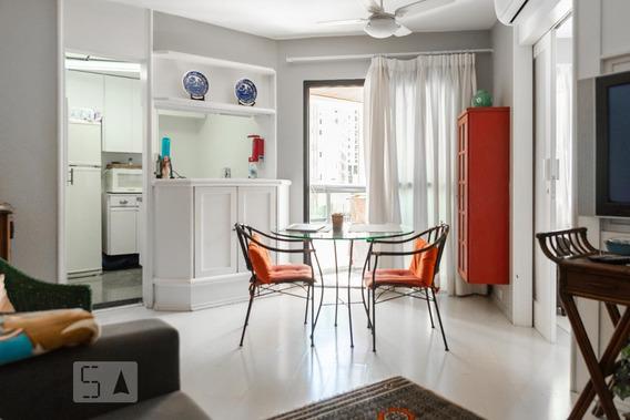 Apartamento Para Aluguel - Jardim Paulista, 2 Quartos, 60 - 893036478