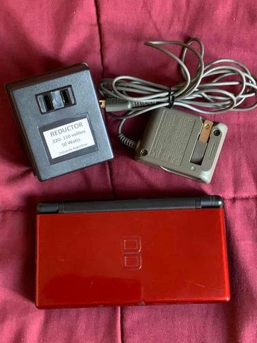 Lote Nintendo Ds Lite + Juegos Y De Gameboy (precio Ind)
