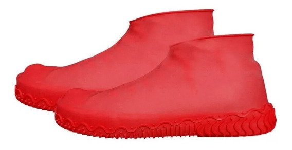 Cubre Zapato Impermeable Lluvia