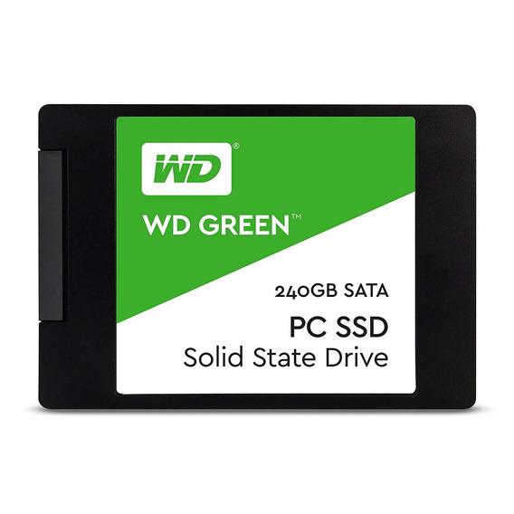 Disco Interno Ssd Wd 480 Gb Green Sata Estado Solido