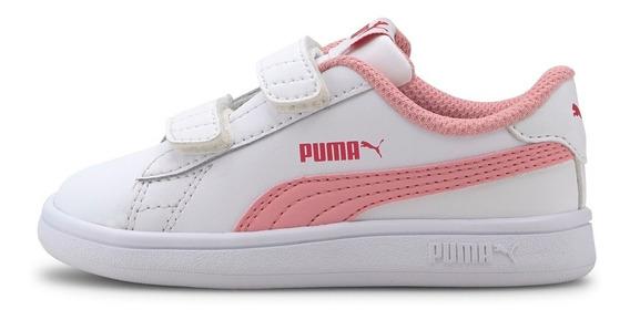 Zapatillas Puma Smash V2 L Kids / The Brand Store