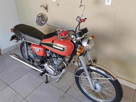 Honda Cg 125 1977 Em Dias