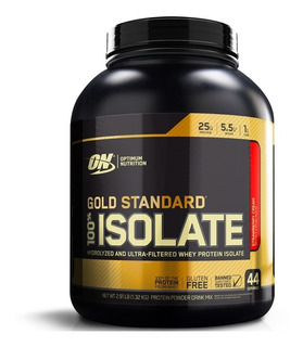 Whey Gold Standard Isolate Optimum On 1.36kg [sabores] [nf]