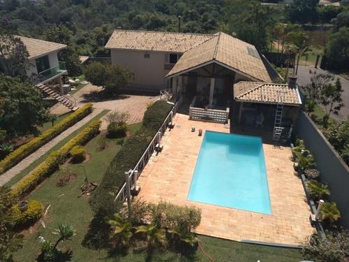 Imagem 1 de 15 de Chácara Com 6 Dormitórios À Venda, 2100 M² Por R$ 1.380.000,00 - Parque Dos Cafezais - Itupeva/sp - Ch0035