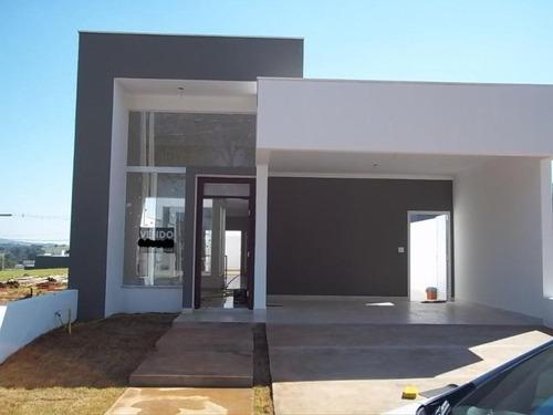 Casa Com 3 Dormitórios À Venda Por R$ 430.000 - Condomínio Reserva Ipanema - Sorocaba/sp - Ca0066 - 67640248
