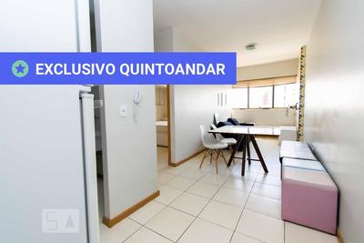 Apartamento No 11º Andar Com 1 Dormitório E 1 Garagem - Id: 892870072 - 170072