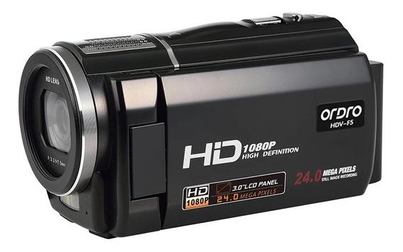 Filmadora Hdv-f5 24.0mpx Fullhd 1920x1080