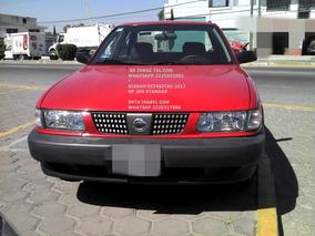 Nissan Tsuru 2014 Standar D/hidraulica*hay Credito