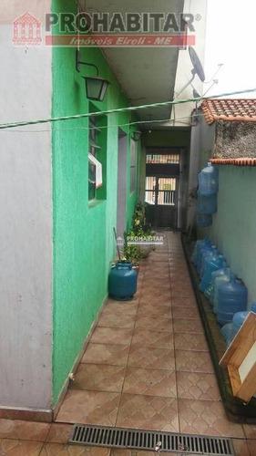 Sobrado Residencial À Venda, Jardim Alpino, São Paulo - So1935. - So1935
