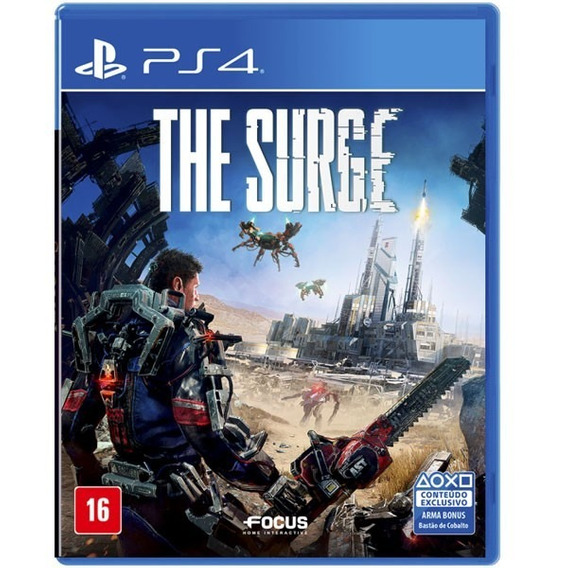 The Surge Ps4 Mídia Física ( Pronta Entrega! )