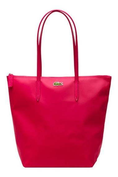 Bolsa Lacoste Vertical Shopping Modelo Nf1890px Vitual Pink