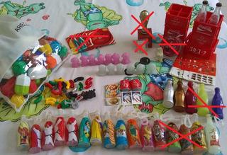 Coleção Coca Cola (geloucos, Mini Taça, Ursos, Garrafas ...)