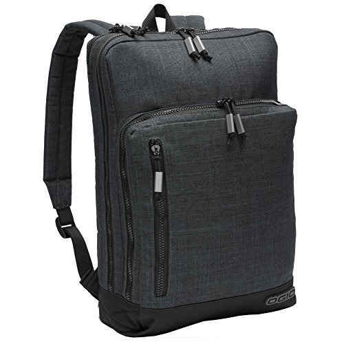 Ogio 411086 Sly 15 Computer Laptop Backpack, Heather Grey