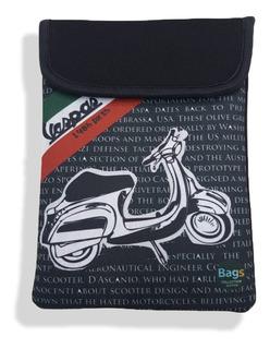 Estuche Funda Porta Tablet 7 Bags Neo Vespa´s Fn7tb-v
