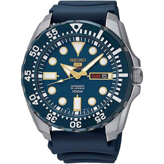 Relógio Seiko Diver Automatic Blue Srp605k2