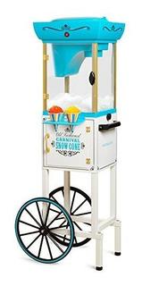 Nostalgia Scc399 Snow Cone Cart 48 Pulgadas De Altura