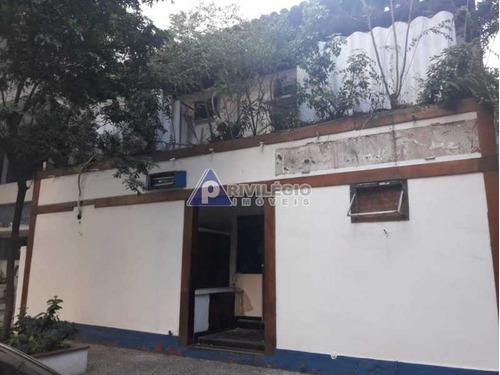 Casa De Rua À Venda, Ipanema - Rio De Janeiro/rj - 7480