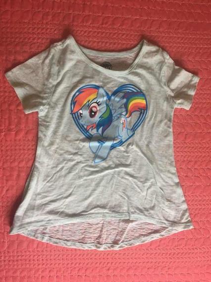 Playera Rainbow Dash My Little Pony Talla S 6
