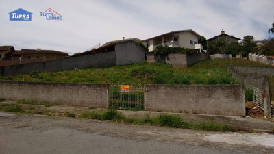 Terreno Residencial À Venda, Vila Gardênia, Atibaia - Te0644. - Te0644