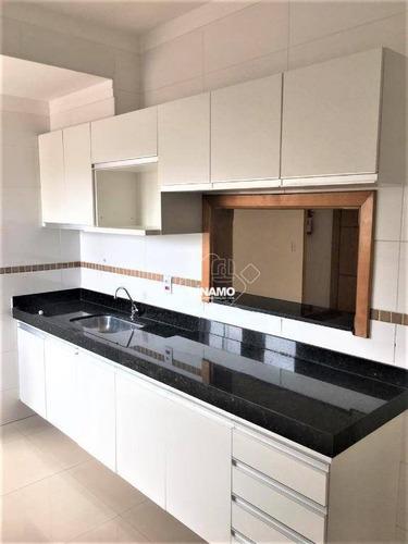 Apartamento Com 2 Dormitórios, 71,55 M² - Venda - Jardim Botânico - Ribeirão Preto/sp - Ap3457