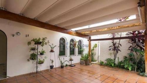 Imagem 1 de 18 de Casa À Venda, 92 M² Por R$ 535.000,00 - Vila Guarani (zona Sul) - São Paulo/sp - Ca1669