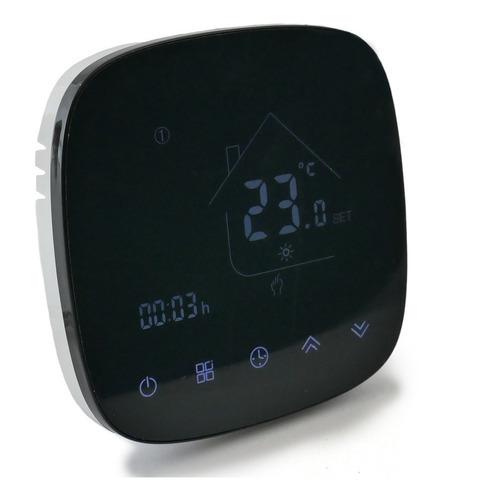 Termostato Wifi Para Piso Electrico  Htw-ecb6-16a