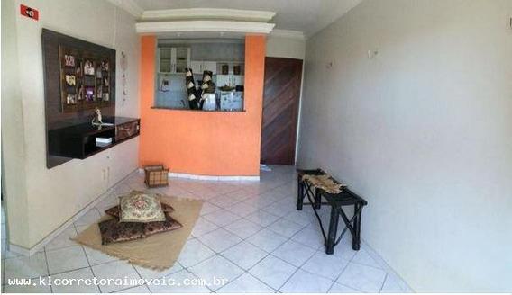 Apartamento Para Venda Em Natal, Capim Macio, 2 Dormitórios, 2 Banheiros, 1 Vaga - Ka 0461_2-597082